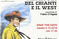 "Save the date ""Fra la via del Chianti e il West"""