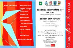 Invito Chianti Star Festival