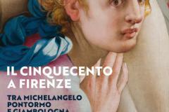 """Locandina iniziative mostra """"Il cinquecento a Firenze"""""""
